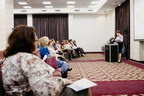 10 октября в Нижнем Новгороде прошла региональная научно–практическая конференция «Репродуктивное здоровье молодежи»