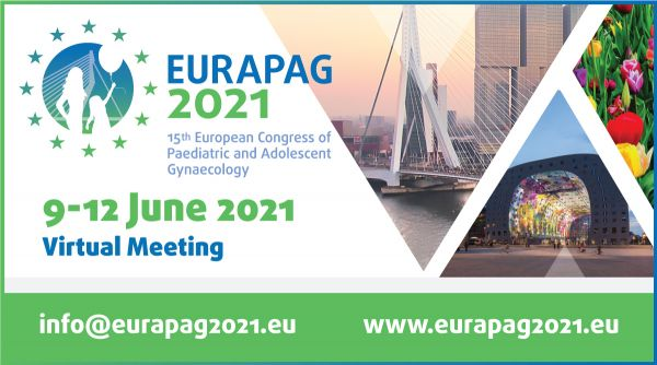 15th European Congress of Paediatric and Adolescent Gynaecology