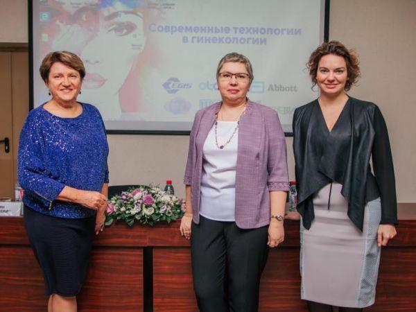 В Екатеринбурге прошла Научно-практическая конференция «Современные технологии в гинекологии»