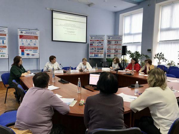 В Ульяновске состоялись осмотр сложных пациентов и онлайн-конференция по детской и подростковой гинекологии