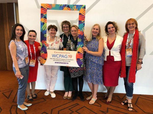 Итоги 19-го Всемирного конгресса детских и подростковых гинекологов в Мельбурне