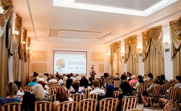 Организационное совещание по службе детских гинекологов и научно-практическая конференция состоялись в Саратове